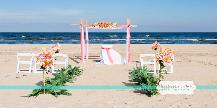 South Padre Island Affordable Weddings